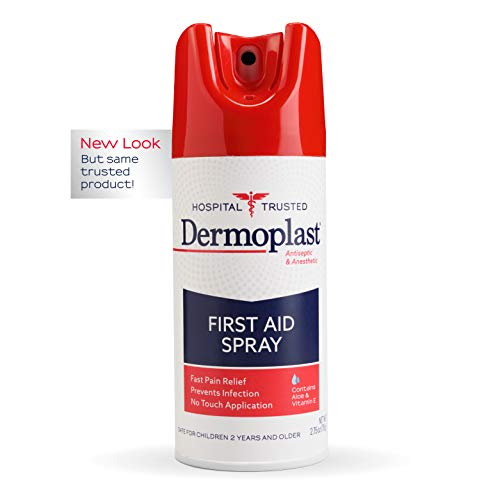 Dermoplast Antiseptic Prevent Infection Scrapes product image