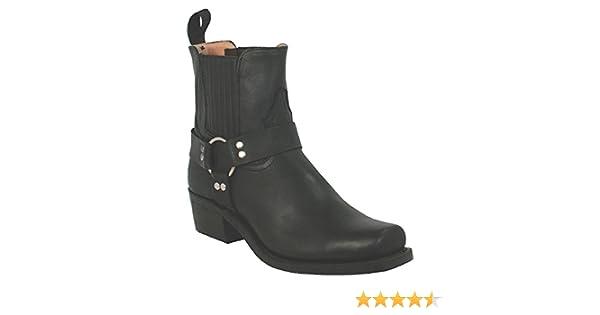 f64f4d24456 Boulet Men's Motorcycle Boot Square Toe