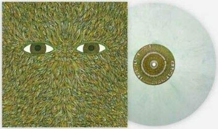 Pattern+Grid World (Exclusive Club Edition Numbered White And Green Marble Vinyl)