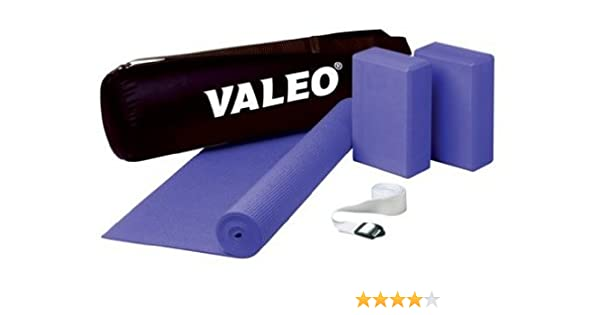 Valeo Yoga Kit - Felpudo (Azul)