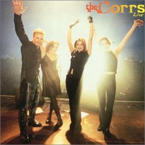 Corrs Live by Wea Japan