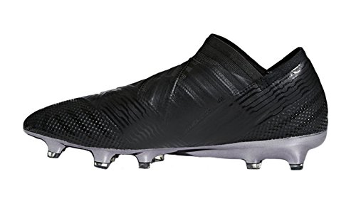Adidas Mens Nemeziz 17+ Fg Voetbal Cleat Core Zwart / Zwart