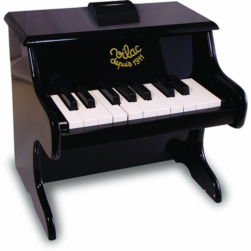 Vilac Black Piano with Scores