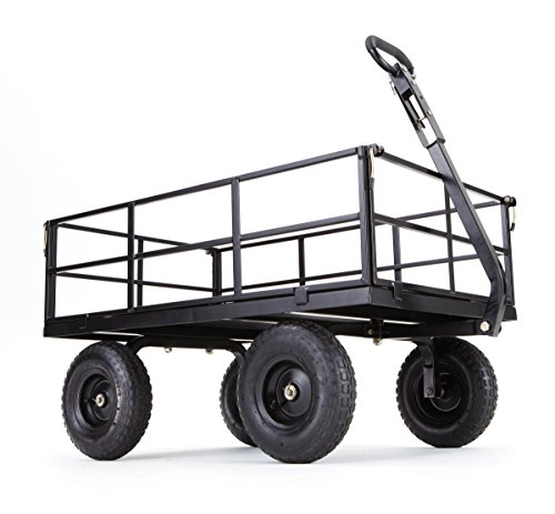 """Gorilla Utility Sides and 13"""" with 1200 lb Black"""