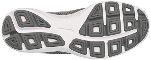 NIKE Kids Revolution 3 (GS) Running Shoes Cool Grey/Matte Silver Dark Grey PXVoM