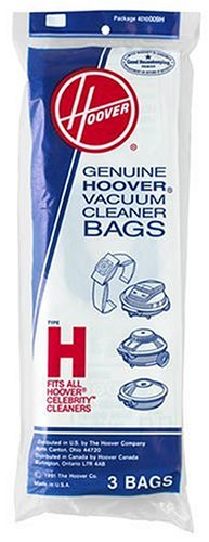 hoover canister bags - 3