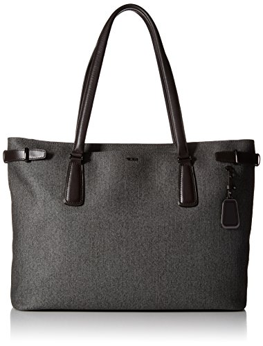 Tumi Sinclair Viera Business Tote, Earl Grey, One Size