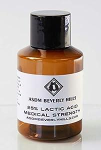 ASDM Beverly Hills Lactic Acid Peel 1 FL OZ