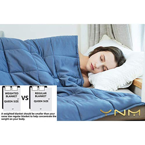 Ynm Bamboo Weighted Blanket For People Shopemalls Com