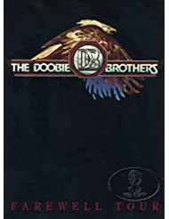 Doobie Brothers 1982 Farewell Tour Concert Program Programme Book