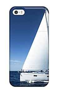 1533972K11950289 Premium Case With Scratch-resistant/ Sailing Boat Case Cover For ipod touch5