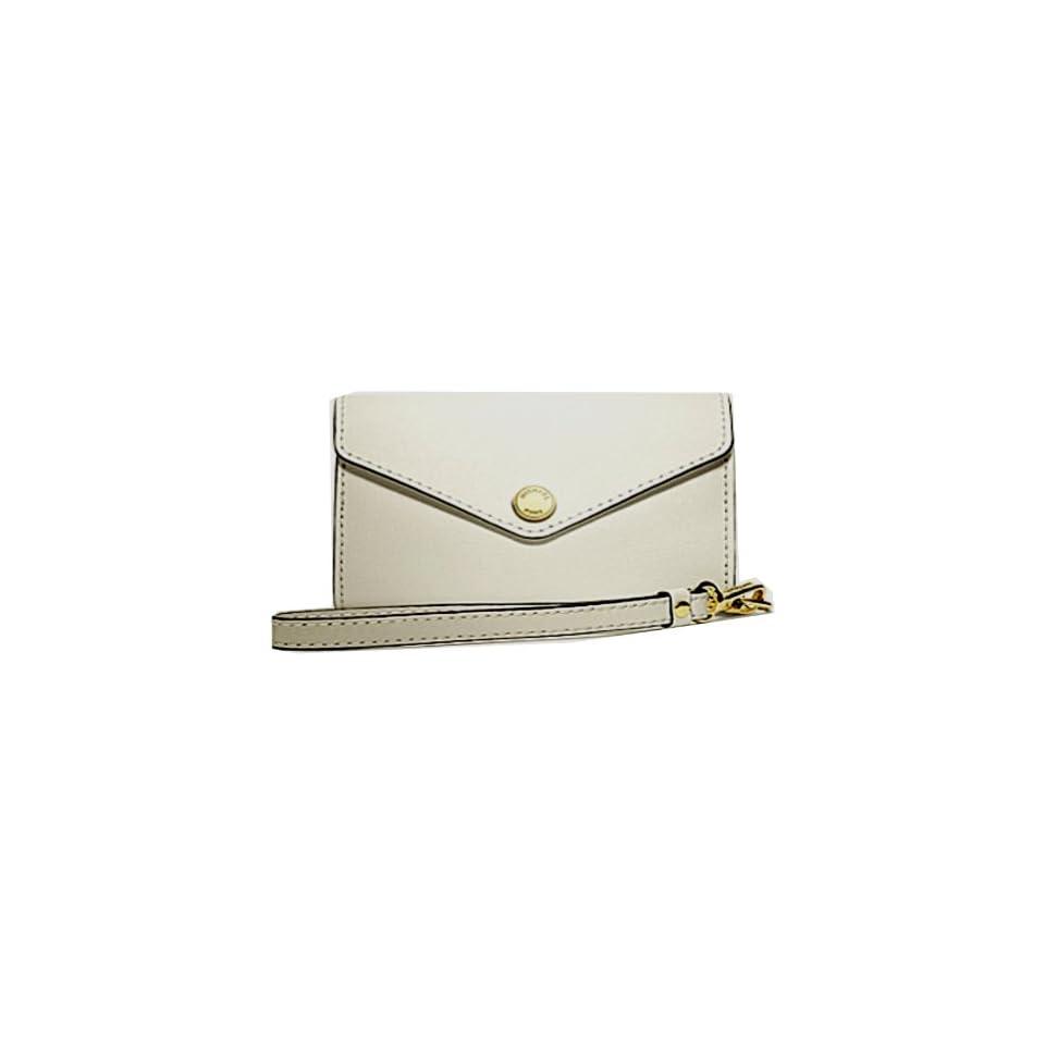 Michael Kors Saffiano Leather iPhone Wristlet