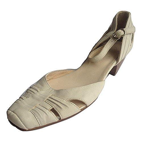 Size Corine 36 Blanc Eu Femme Pour Sandales Good qTAITw4
