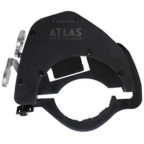 ATLAS Throttle Lock - A Motorcycle Cruise Control Throttle A