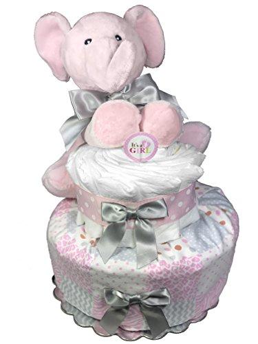 Baby Cupcake Gift Basket - 8