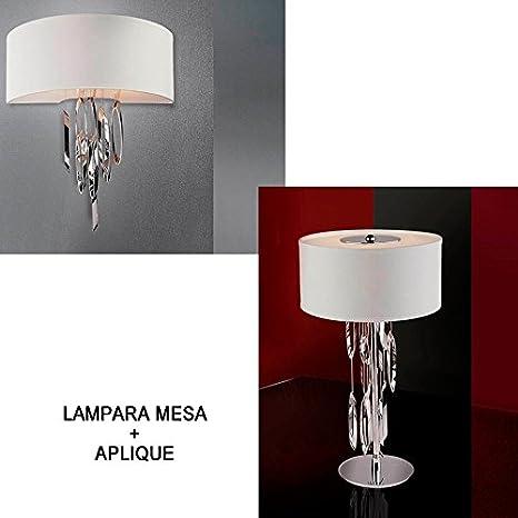 Hogar Decora Schuller Pack de Iluminacion Domo Lampara ...