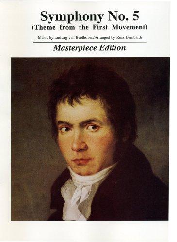 Beethoven, Ludwig van's Fifth Symphony * Masterpiece ()