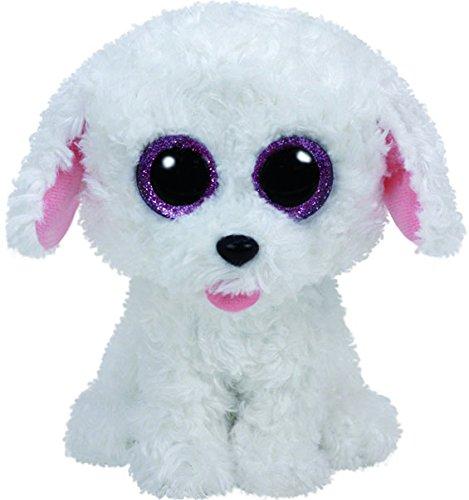 Ty Beanie Boo Plush - Pippie the Dog 15cm 689790105074  4dca1fffd35
