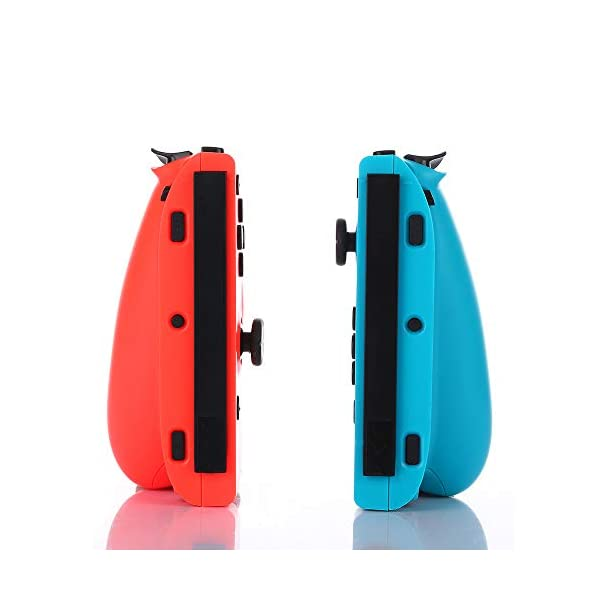 Wireless Joy Con Controller for Ninteodo Switch, CuleedTec Joy Pad Controllers (L/R) with Gyro and Gravity for Switch as… 4