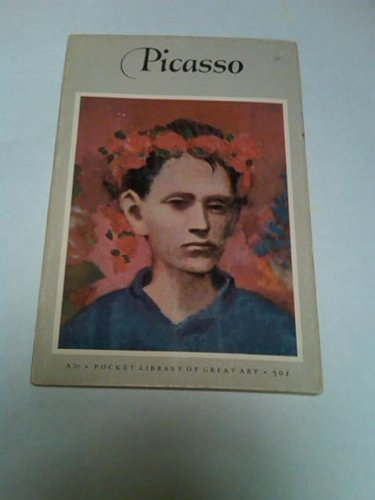 Pablo Picasso Rose Period - Pablo Picasso: Blue and Rose Period (The Pocket Library of Great Art #A20