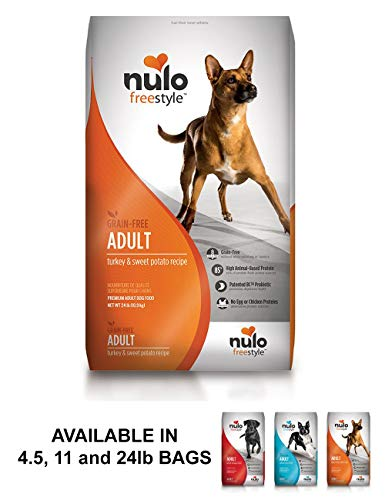 Nulo Adult Grain Free Dog Food: All Natural Dry Pet...