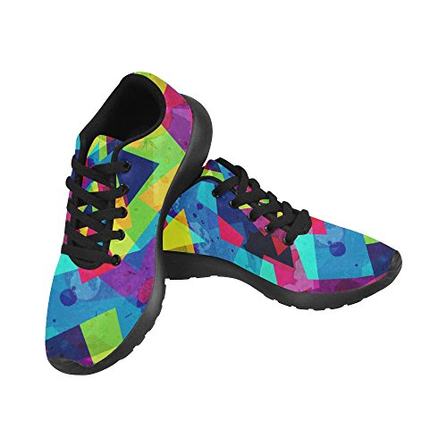Sneaker Go Sports Athletic InterestPrint Running Comfort Walking Shoes Easy Jogging Lightweight Womens qCnwn6F4