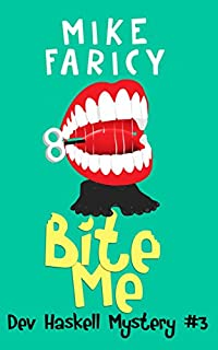 Bite Me by Mike Faricy ebook deal