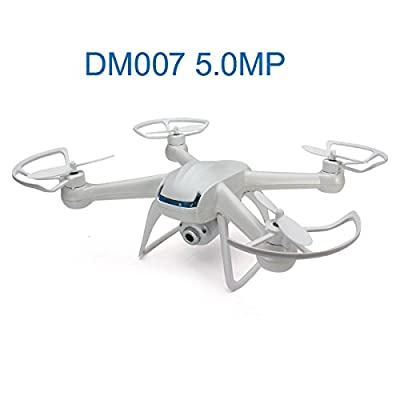 DM007 2.4G 4CH 6 Axis With 5MP Camera Headless Mode RC Quadcopter