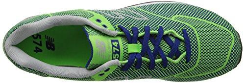 New Balance Hommes Ml574 Tissé Pack Chaussure De Course Vert