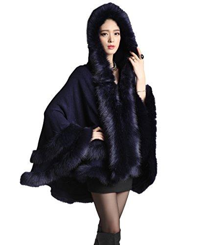 Taille Foncé Charmly Femme Unique Manteau Noir qPPYHAW