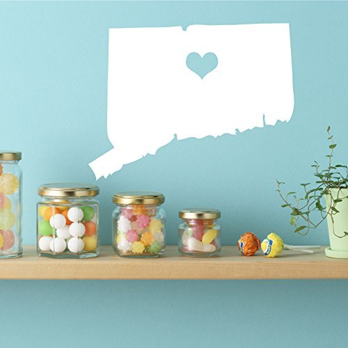 state-decals-connecticut-vinyl-wall-art-5th-state-hartford-connecticut-new-england-land-of-steady-ha