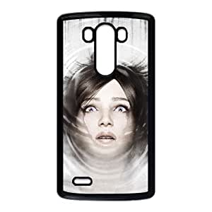 The Evil Within LG G3 Cell Phone Case Black PSOC6002625652736