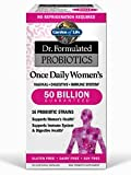 Garden of Life Dr. Formulated Once Daily Women's Probiotics (Pack of 2)