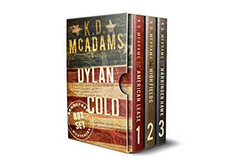 The Dylan Cold Series Books 1-3 (The Dylan Cold Series Boxset) (A Dylan Cold novel) by [McAdams, K. D.]