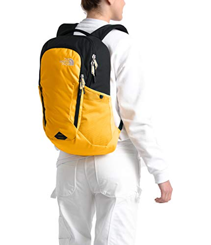 The North Face Unisex Vault Backpack Tnf Yellow/Tnf Black One Size ()