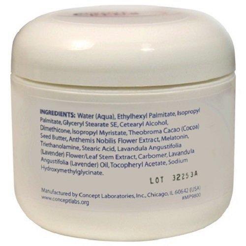 Amazon.com: Miracle Plus Melatonin Sleep Cream, 4 Ounce (pack of 2): Beauty