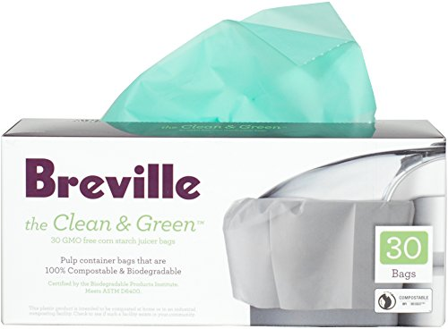 Breville BJE030 Clean and Green Biodegradable Pulp for sale  Delivered anywhere in USA