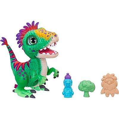 furReal Munchin' Rex: Toys & Games