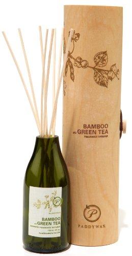 Paddywax Green Fragrance Diffuser Bamboo