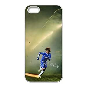 David Luiz iPhone 4 4s Cell Phone Case White persent xxy002_6033619