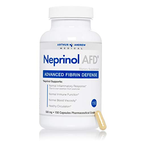 Arthur Andrew Medical, Neprinol AFD, Enzyme Blend for Joint and Immune Health, 150 Capsules