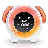 Best Children Alarm Clocks - Kids Alarm Clock, OYRGCIK Children's Sleep Trainer Night Review