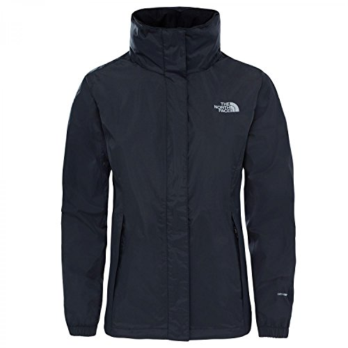 The North Face Women's Resolve 2 Jacket Tnf Black Medium (North Face Resolve Jacket Womens)