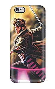 Kirsten Brett's Shop Iphone 6 Plus Hard Back With Bumper Silicone Gel Tpu Case Cover Gambit X Men 5947480K78357199