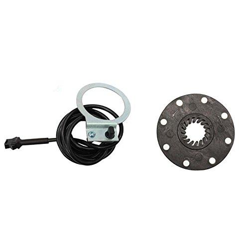 TTLIFE Torque Sensor Simulated Pedelec Assistant Sensor/8 Magnetic PAS-BZ-5(8) For e-Bike DIY Conversion Kit Parts