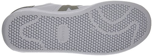 Kelme 17154, Zapatillas Unisex Adulto Blanco (White)