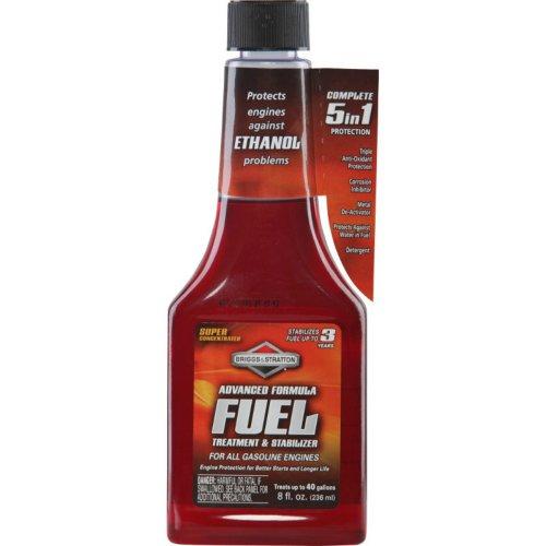 - Briggs & Stratton 100118  8 oz. Fuel Treatment Replaces 100118, 100114, 100118