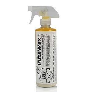 Chemical Guys WAC_101_16 InstaWax + Liquid Carnauba Shine and Protection Spray (16 oz)