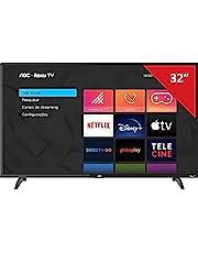 "Smart TV LED 32"" HD AOC ROKU TV FHD 32S5195/78G, Wi-Fi, 3 HDMI, 1 USB, Wifi, Conversor Digital"
