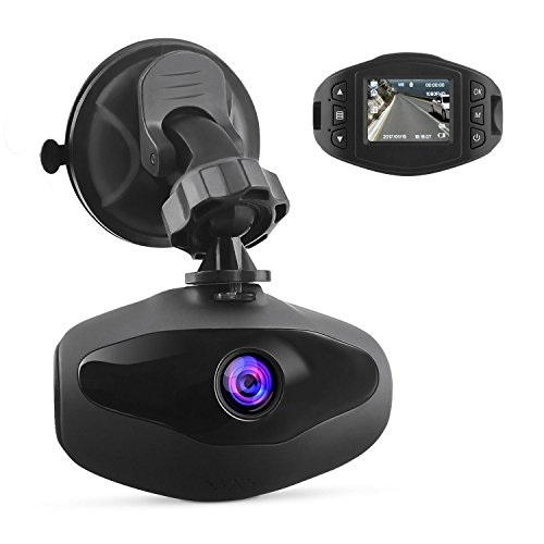 Lian LifeStyle Latest Technology HD Dash Camera Trusted Quality Car Accessories: Security Camera Front & Rear with Night Vision for Safety SD LY560